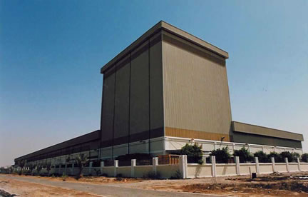 Saudi Building Systems : Manufacturing Project Profile